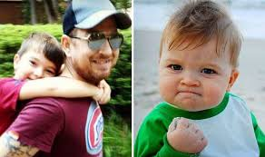 Success Meme Baby - boy who inspired success kid internet meme raises over 50 000 to