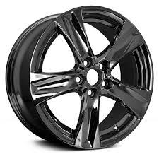 lexus chrome wheels replace lexus is250 is350 2011 18