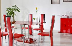 dining favored red dining table decor glamorous red dining table
