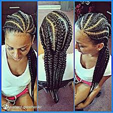 best plaitinhair style fo kids with big forehead 8 big corn row styles we are loving on pinterest cornrows corn