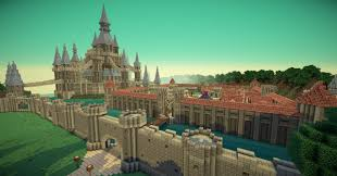 now this is a really expansive and impressive minecraft castle