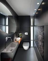 Grey Modern Bathroom Decoration Modern Bathroom Design Photos