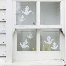 christmas window dressing ideas wooden windows and doors