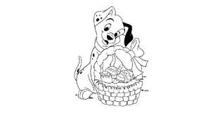 free kids 101 dalmations coloring pages aamirartcraft