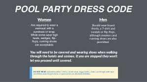 2016 guide to pool parties in las vegas