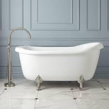 12 photos gallery of strong clawfoot tubs design for modern beautiful whirlpool clawfoot tub 67 anelle acrylic slipper clawfoot whirlpool tub bathroom