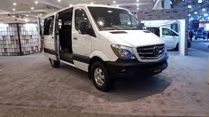bmw sprinter van versatile mercedes benz sprinter stands out