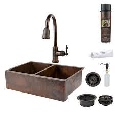 premier kitchen faucet faucet com ksp2 ka50db33229 in rubbed bronze by premier