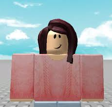 is there pink hair in roblox pink knit sweater by rainyballoon forever roblox