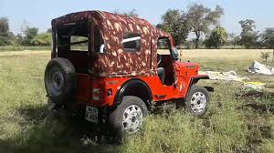 landi jeep with bullet desi classic jeep stunt youtube