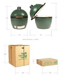 Big Green Egg Table Cover How Do You Like Your Eggs Big Green Egg Sizes