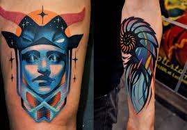 tattoo portraits on arm 10 best tattooers of 2014 u2014editor u0027s picks scene360