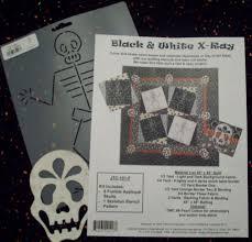 Halloween Light Show Kit by Black U0026 White X Ray Pattern I 4 Inch Publishing