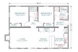 2 Bedroom House Plan Open Plan House Plans Chuckturner Us Chuckturner Us