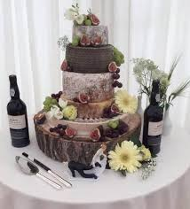 wedding cake of cheese cheese wedding cake