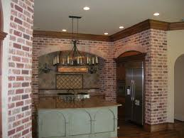 brick kitchen google search for the home pinterest brick painting interior brick fireplace interior brick wall in kitchen ideas