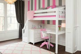 Loft Beds With Desks And Storage Study Environments For Small Spaces With Kids Loft Bed With Desk