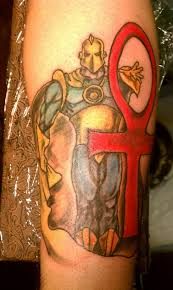 tower of fate my dr fate tattoo