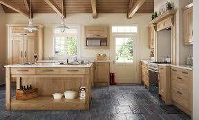 Light Oak Kitchen Traditional Kitchens New Kitchens