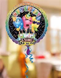 singing birthday balloons order balloon bouquets gifts online personalise your gift