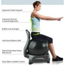 100 physio ball office chair backless exercise ball chair