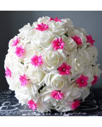 Wedding Flowers Pink Brides Bouquets The Brides Bouquet