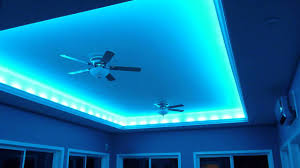 Marine Led Strip Lights by Wall Led Rope Light Simple Led Rope Light Installation Diy