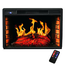 electric fireplace logs with remote control mantel uk