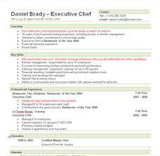 executive chef resume template free sle executive chef resume template shalomhouse us