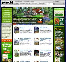 landscape design punch software official site