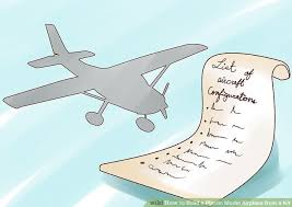 Build A Toy Box Kit by 4 Ways To Build A Plastic Model Airplane From A Kit Wikihow