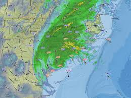 Wind Direction Map Photos Waking Up To Matthew U0027s Trail Of Damage The Washington Post