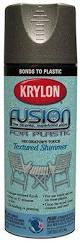 Krylon Textured Spray Paint - krylon k02521000 fusion for plastic textured shimmer aerosol spray