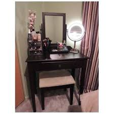 Disney Princess Vanity And Stool Desk Homemade Vanity Mirror With Lights And Table Vanity Desk