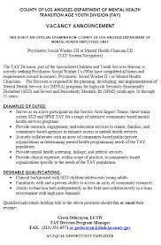 psw resume sample resume psw objective