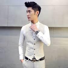 mens casual dress vest promotion shop for promotional mens casual