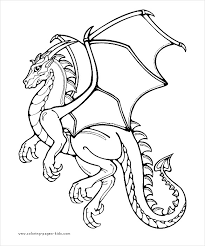 dragon drawing template u2013 13 free pdf documents download free