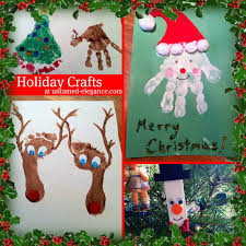 untamed elegance fun holiday crafts
