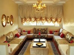 canapé arabe salon arabe marocain canapés et tables déco plafond platre