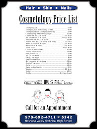 cosmo cuts salon nashoba valley technical district