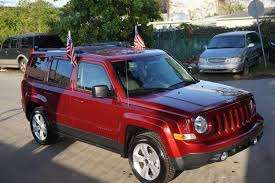 jeep patriot spare tire mount 2017 jeep patriot latitude 4dr suv in fl deal motors