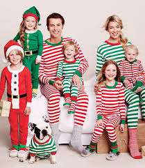 family cozy jammies png