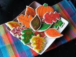 32 best thanksgiving images on thanksgiving cookies
