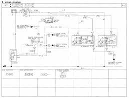 1991 mazda b2600i wiring diagram starting charing alternator
