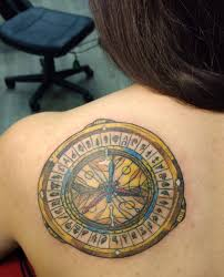 alethiometer from the golden compass by john hintz at warrior