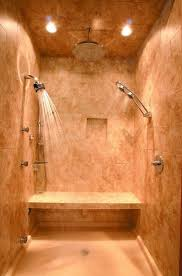 Baroque Moen Parts In Bathroom Mediterranean With Custom Shower Next To Body Spray Alongside - 73 best walk in shower no door images on pinterest bathroom