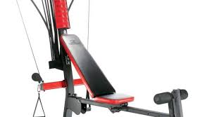 Bowflex 3 1 Bench Bowflex Pr1000 Home Gym Review