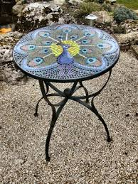 pekayuan cool mosaic coffee table ideas