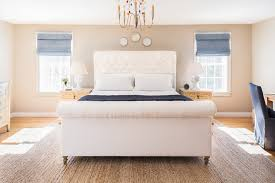 jute rug in bedroom transitional with simple bedroom next to