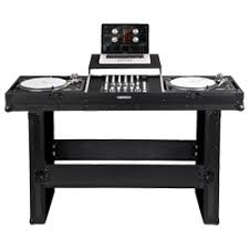 lighted laptop desk tray reloop ttm case tray convertible case dj stand with laptop tray
